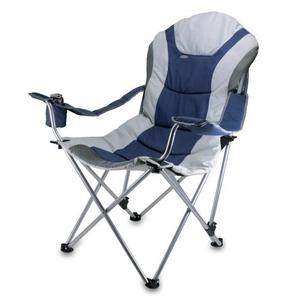 Reclining Camping Chair - Navy