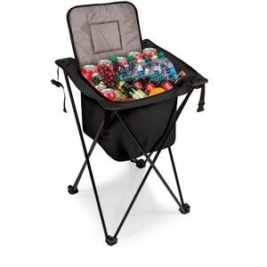Sidekick Party Cube Cooler Black