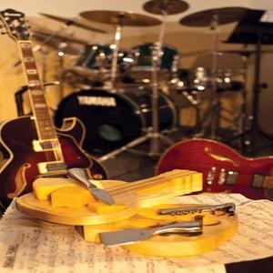 The Guitar Cheeseboard