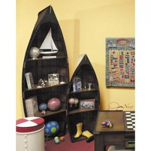 Bosun's Gig Bookcase