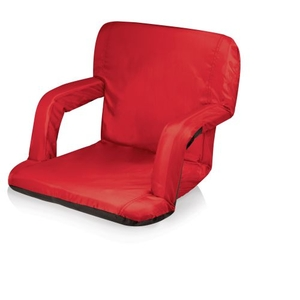 Ventura-Red Portable Backpack Seat