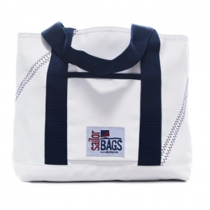 Mini Sailcloth Tote Bag- Personalized