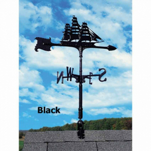 Clipper 30 Inch Rooftop Weathervane