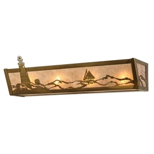"24"" W Lighthouse Vanity Light"