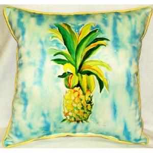 Pineapple Indoor Outdoor Pillow