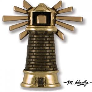 Lighthouse Door Knocker-Brass/Bronze