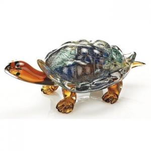 Firestorm Art Turtle Sculpture
