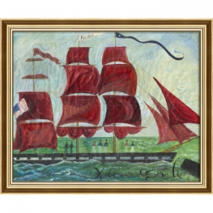 Red Sails Ship