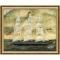 The Envy Of The Atlantic - Ship Framed Ship Art