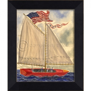 Sailboat Number 53