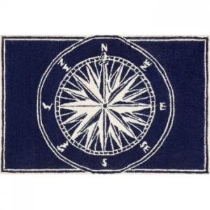 Compass Indoor Outdoor Rug