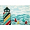 Lighthouse Indoor Outdoor Mat