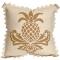 Pineapple Cream Indoor Outdoor Pillow