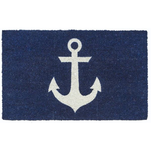 Blue Anchor Non Slip Coir Doormat
