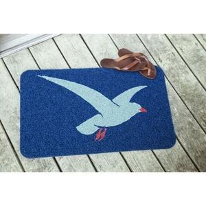 Elegant Seagull Pvc Doormat