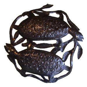 Double Turtle Sculpture