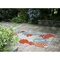 "Liora Manne Ravella Ocean Scene Indoor/Outdoor Rug - Blue, 24"" By 8'"