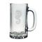 Seahorse Etched Sports Beer Mug Set
