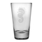 Seahorse Etched Hi-Ball Glass Set