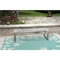 "Liora Manne Capri Coral Bdr Indoor/Outdoor Rug - Blue, 5' By 7'6"""