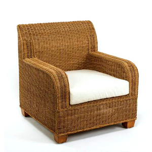 Beachcomber Rope Club Chair with 9902
