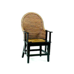"""""""Orkney"""" Spoon Arm Dining Chair"""