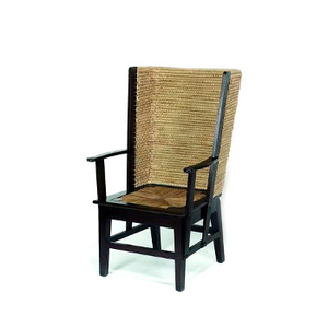 Orkney Chair / Mainly Baskets Orkney Chair With Woven Seat