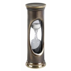 Bronze 3 Minute Sandglass