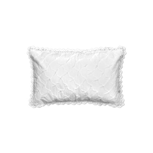 Seabreeze 12X20 Pillow , White