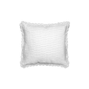 Seabreeze 18X18 Pillow , White