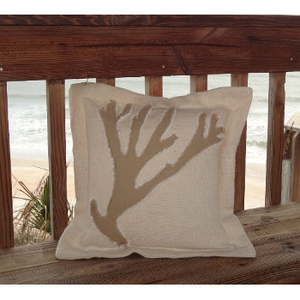 Coral Sea Pillow
