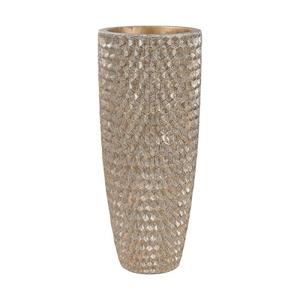 Geometric Textured Vase