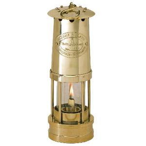 Brass Yacht Oil Lamp
