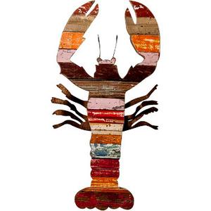 Lobster Wooden Plaque
