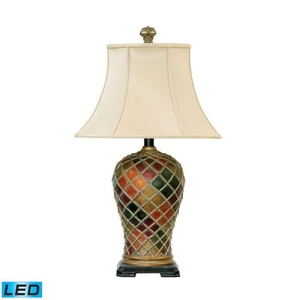 Joseph Led Table Lamp In Bellevue Finish