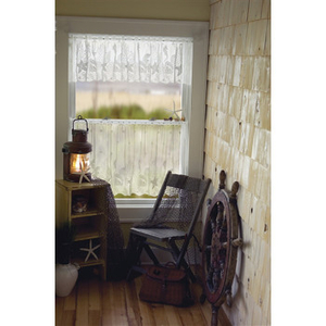 Seascape Window Treatment