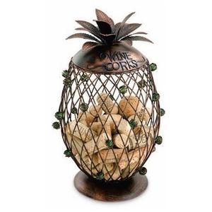 Pineapple Wine Cork Cage