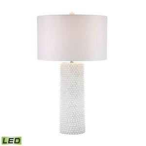 White Punk Led Lamp