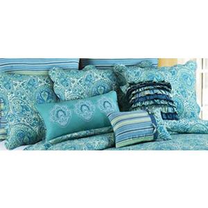 Oceana Paisley Sham Pillow Case