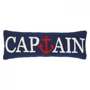 Captain Hook Pillow