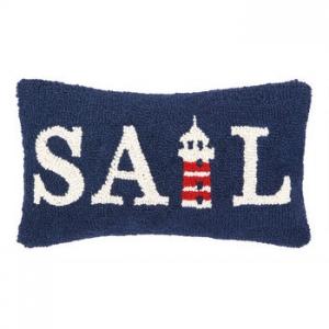 Sail Hook Pillow