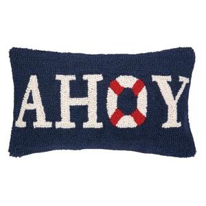Ahoy Hook Pillow 9X16 in.