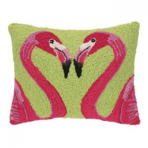 Flamingo Lovin' Hook Pillow