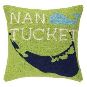 Nantucket Hook Pillow