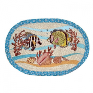 Tropical Fish Placemats