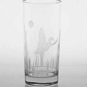 Duck Cooler Glasses 15oz set of 4