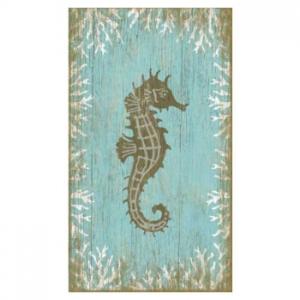 Seahorse Right Wall Art