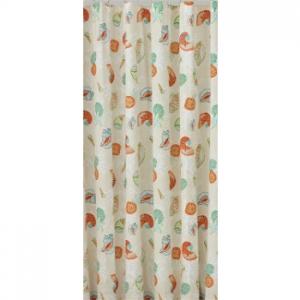 Coral Bay Shower Curtain