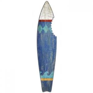Surfboard Wall Art - Blue
