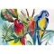 Parrot Family Door Mat